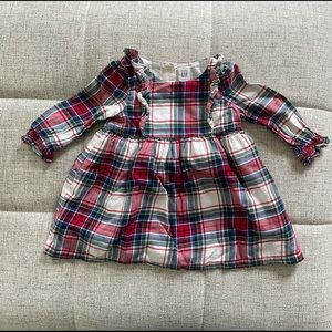 Baby Gap Holiday Dress 12-18months